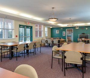 Potomac woods community room