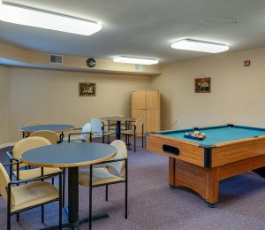Potomac Woods game room