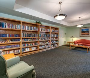 Potomac Woods library
