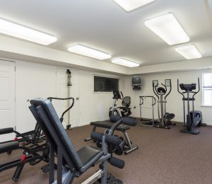 Potomac woods fitness room